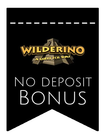 Wilderino - no deposit bonus CR