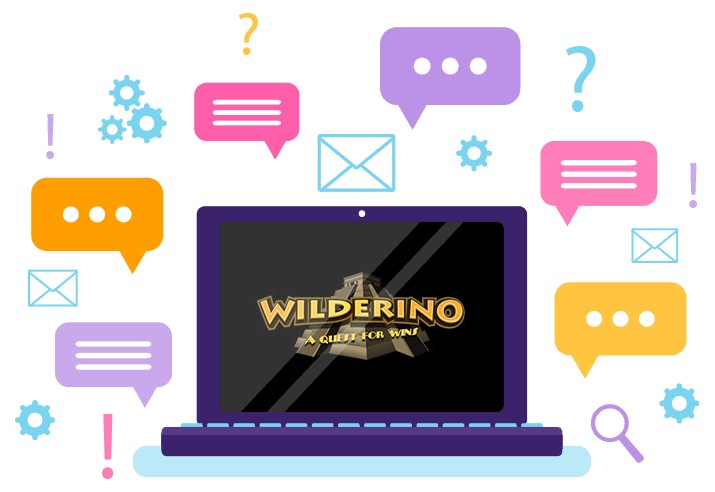 Wilderino - Support