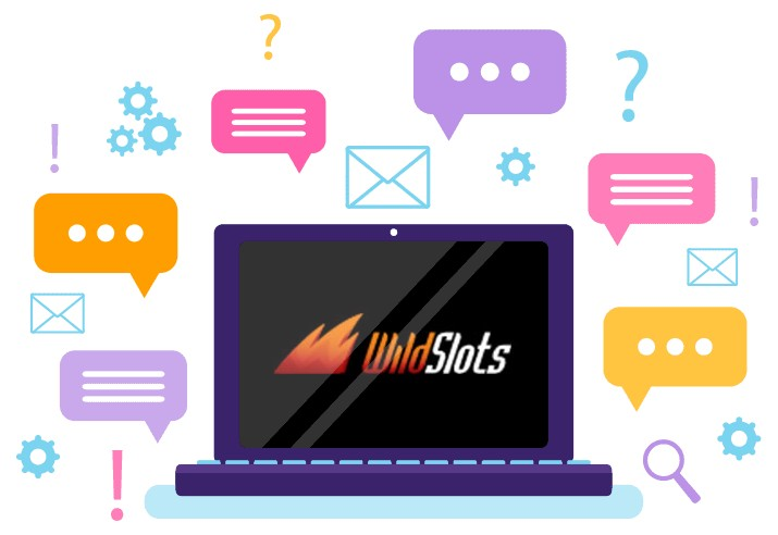 WildSlots Casino - Support
