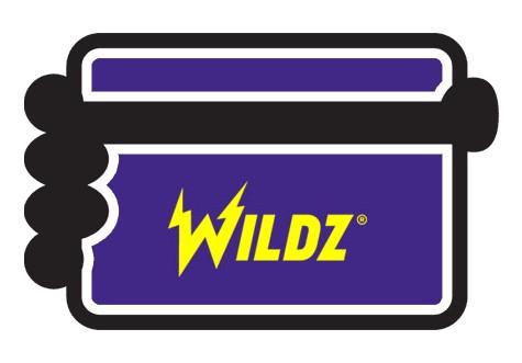 Wildz - Banking casino