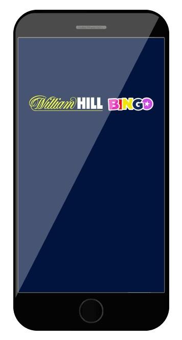 William Hill Bingo - Mobile friendly