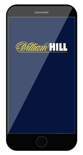 William Hill Casino - Mobile friendly
