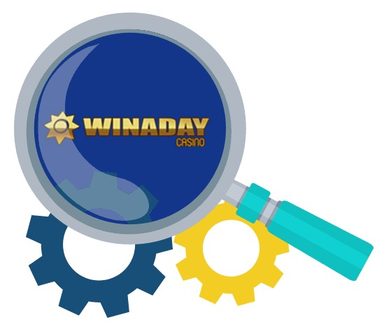 Winaday Casino - Software