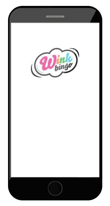 Wink Bingo Casino - Mobile friendly