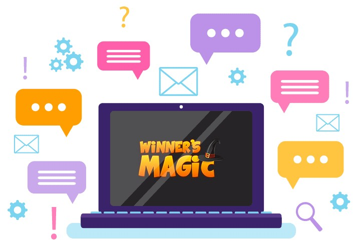 Winners Magic - Support