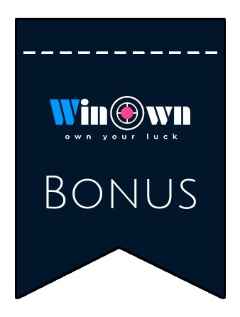 Latest bonus spins from Winown