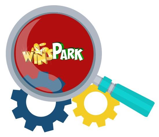 Wins Park Casino - Software