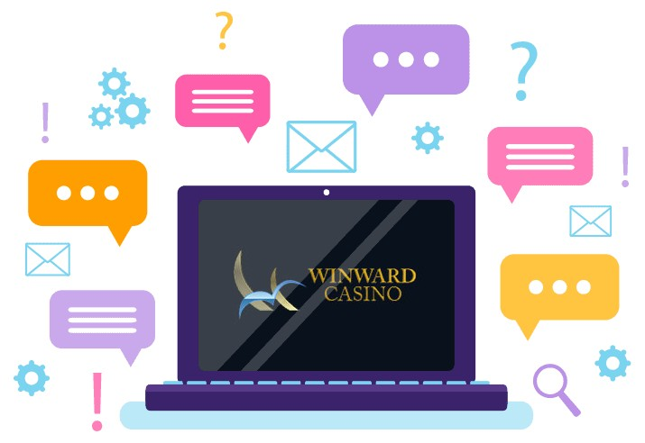 Winward Casino - Support
