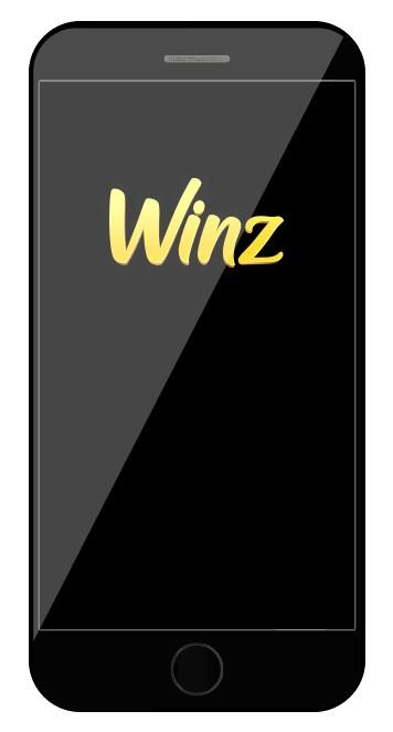 Winz - Mobile friendly