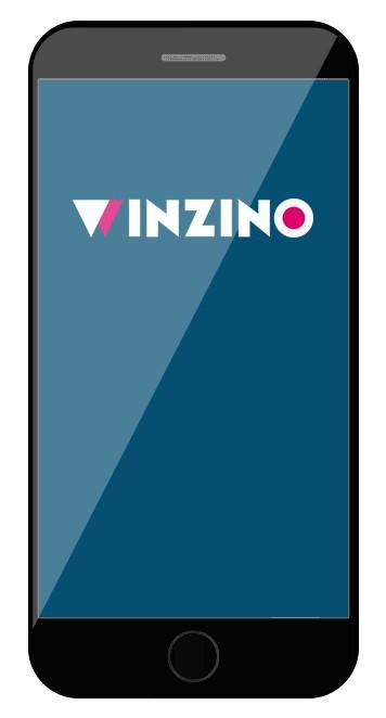 Winzino Casino - Mobile friendly