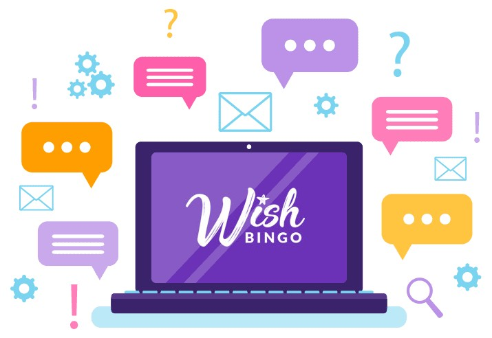 Wish Bingo - Support