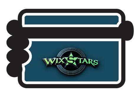 Wixstars Casino - Banking casino