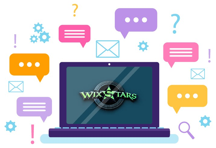 Wixstars Casino - Support