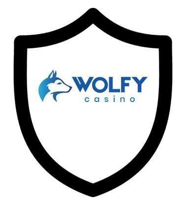 Wolfy Casino - Secure casino