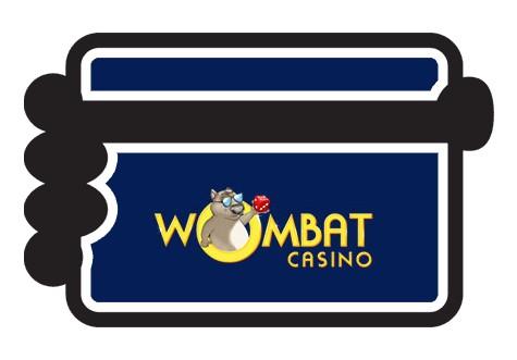 Wombat Casino - Banking casino