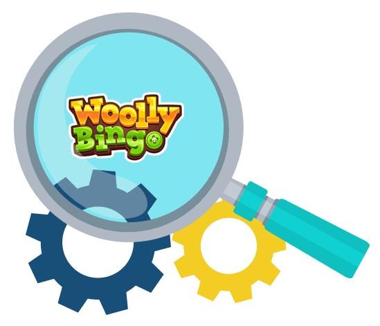 Woolly Bingo - Software