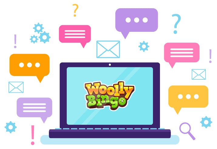 Woolly Bingo - Support