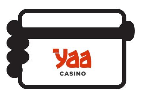 Yaa Casino - Banking casino
