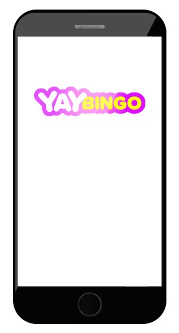 Yay Bingo Casino - Mobile friendly