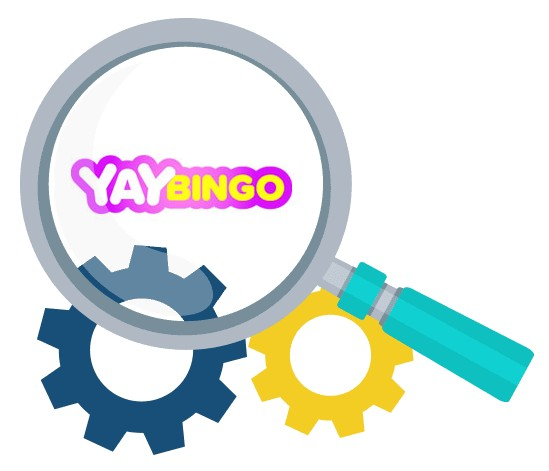 Yay Bingo Casino - Software