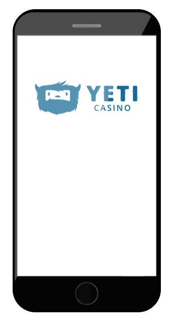 Yeti Casino - Mobile friendly