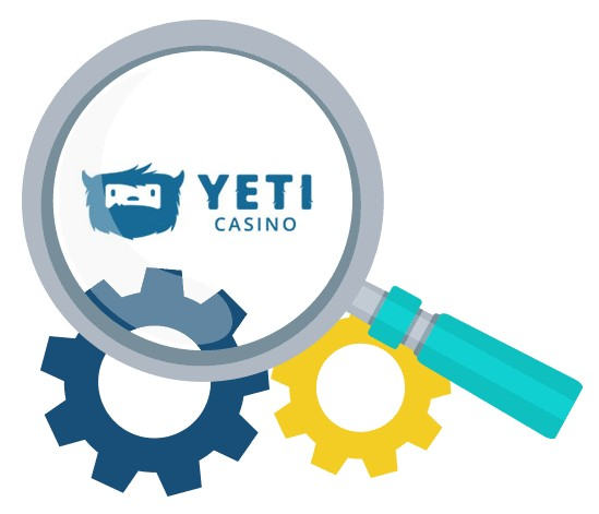 Yeti Casino - Software