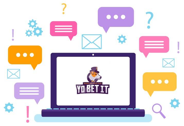 Yobetit Casino - Support