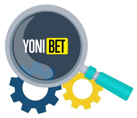 Yonibet - Software