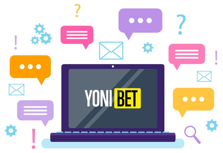 Yonibet - Support