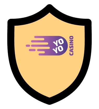 Yoyo Casino - Secure casino