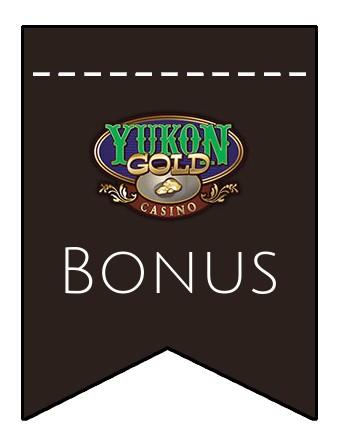 Latest bonus spins from Yukon Gold Casino