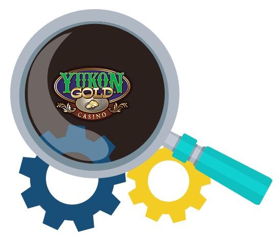 Yukon Gold Casino - Software