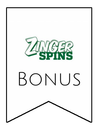 Latest bonus spins from Zinger Spins Casino