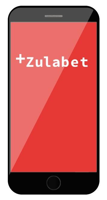 ZulaBet Casino - Mobile friendly