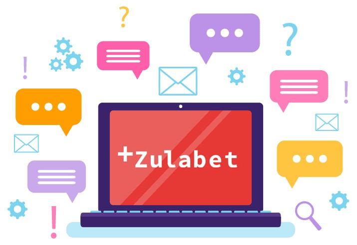 ZulaBet Casino - Support
